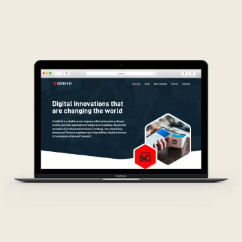 Brandologi Service Website development